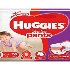 Baby Diaper- Huggies Wonder Pants Diapers