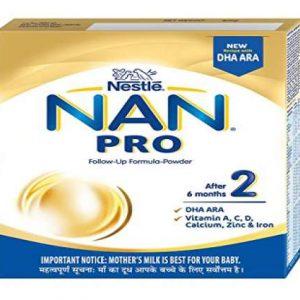 Baby Nutrition- Nestle Nan Pro Stage 2 Formula Powder