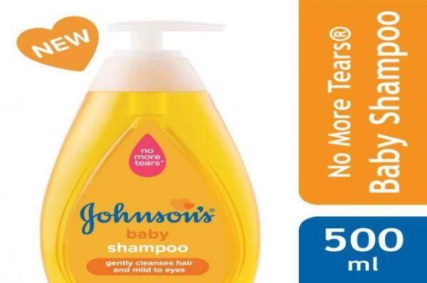 baby shampoo for hair care