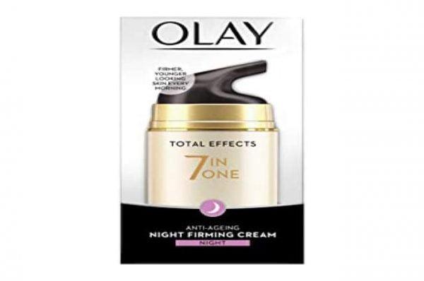 best night cream from Olay