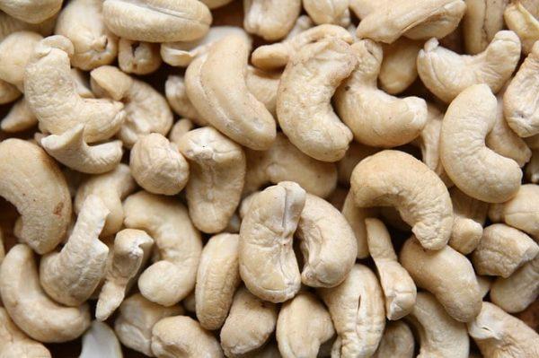 cashews benefits for health