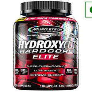 Fat Burners- Muscletech Hydroxycut Hardcore Elite