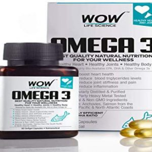 omega 3 fatty acids for health