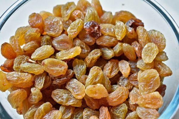 raisins benefits for health