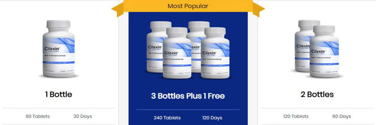 Buy Cilexin Natural Male Enhancement Supplement