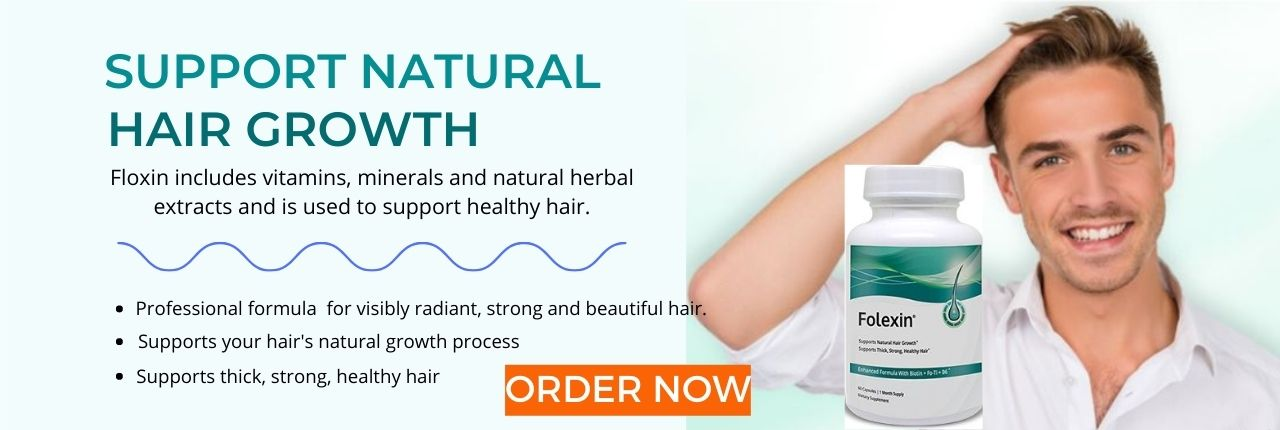 Best Natural Hair Growth Supplement for Healthy Hair