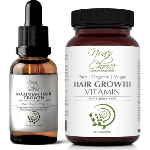 Hair Growth Vitamin by Maximum Slim