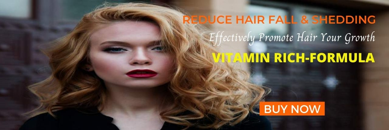 Hair Growth Vitamins on Hair Loss