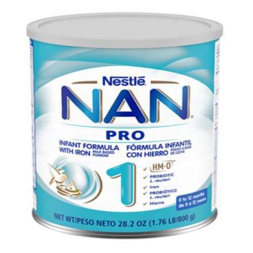 Nestle NAN PRO Infant Nutrition