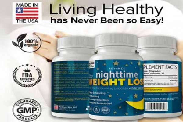 Night Weight Loss