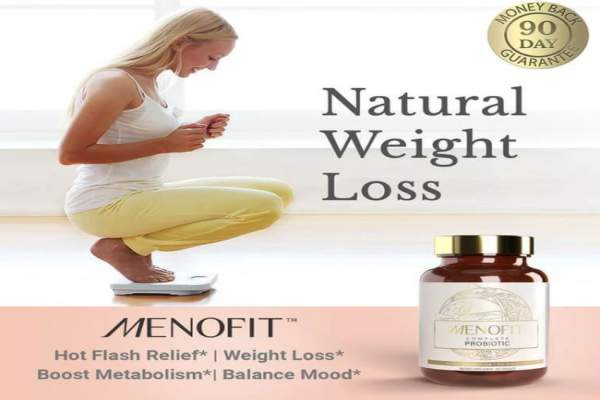 Menopause Weight Loss Supplement for Women
