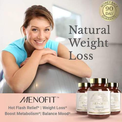 Natural Weight Loss Menopause Supplement