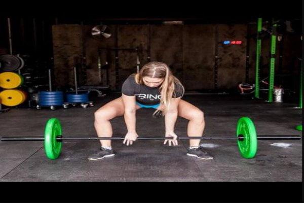 Women Wonder Bar Bells For Home Gym Workout