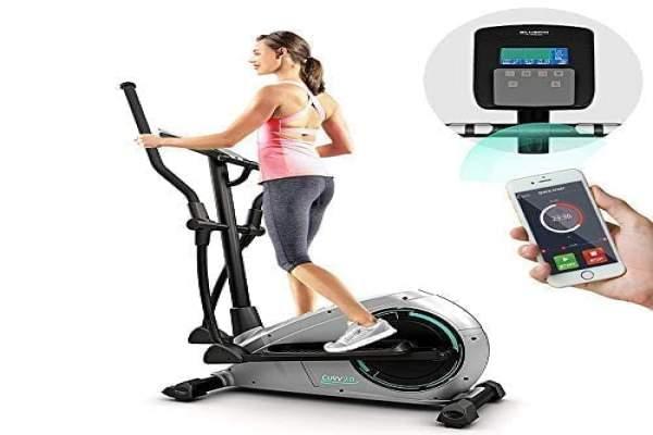 Elliptical Cross Trainer fitness equipment
