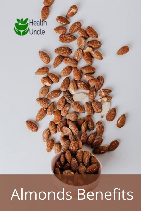 benefits of almonds for human health