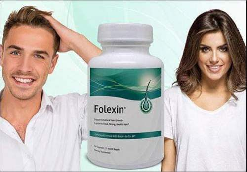 Folexin Hair Health Supplements