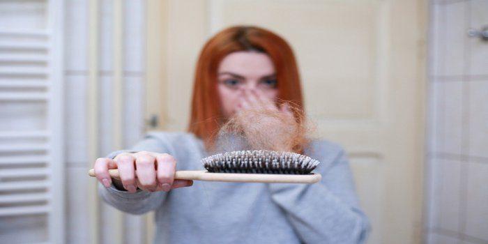 Menopause Symptoms - Hair Loss